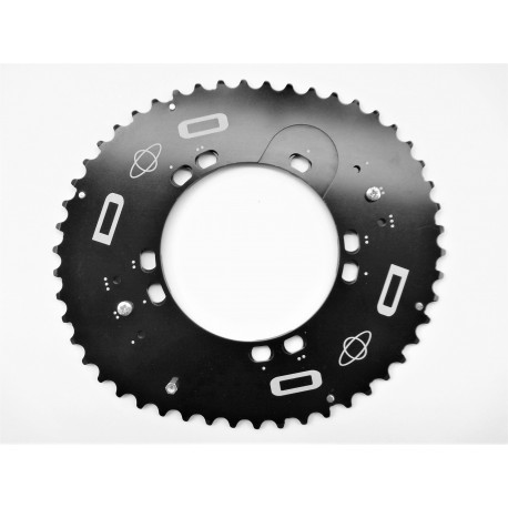 Ext-110   Plateau Externe Bcd110mm Fsa Rotor Sram(sauf BB30) etc... 5 Branches